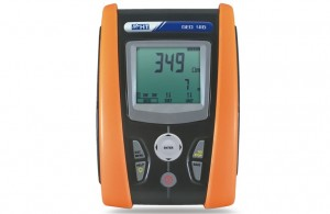 HT Instruments GEO 416 Earth Ground Resistance and Earth Resistivity Tester with Internal Memory