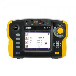 C.A 6117 Multi-function installation tester